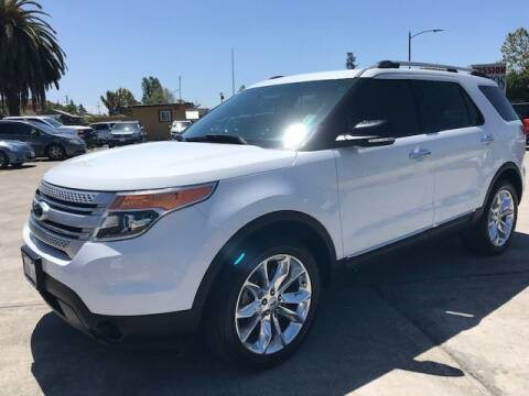 2014 Ford Explorer for sale at MISSION AUTOS in Hayward CA