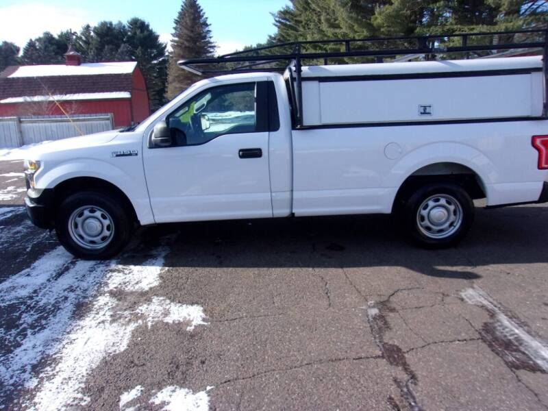 2016 Ford F-150 for sale at Welkes Auto Sales & Service in Eau Claire WI