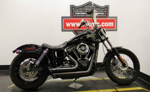 2017 Harley-Davidson STREET BOB for sale at Certified Motor Company in Las Vegas NV