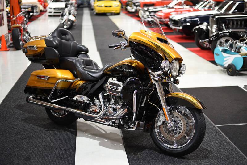 2015 Harley-Davidson CVO Ultra Limited for sale at Crystal Motorsports in Homosassa FL