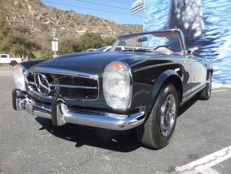 1969 Mercedes-Benz 280-Class for sale in Laguna Beach, CA