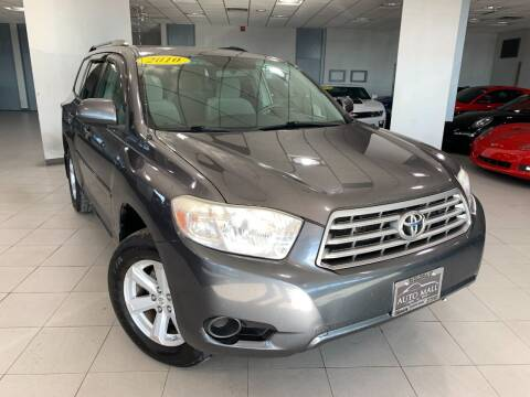 2010 Toyota Highlander for sale at Auto Mall of Springfield in Springfield IL