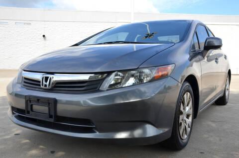2012 Honda Civic for sale at Wheel Deal Auto Sales LLC in Norfolk VA