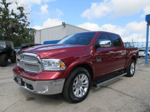 2015 RAM Ram Pickup 1500 for sale at Quality Investments in Tyler TX