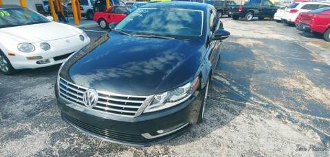 2013 Volkswagen CC for sale at Autos by Tom in Largo FL
