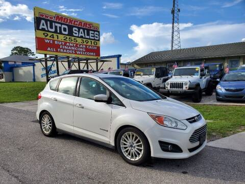 2013 Ford C-MAX Hybrid for sale at Mox Motors in Port Charlotte FL