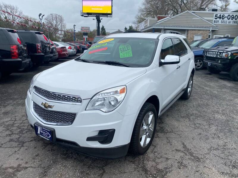 2014 Chevrolet Equinox for sale at 1st Quality Auto in Milwaukee WI