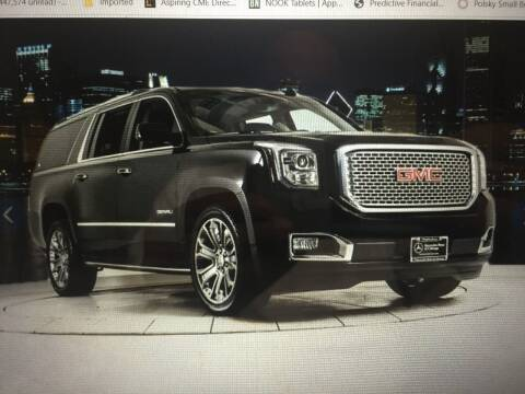 2016 GMC Yukon XL for sale at E-CarsDirect.Com in Chicago IL