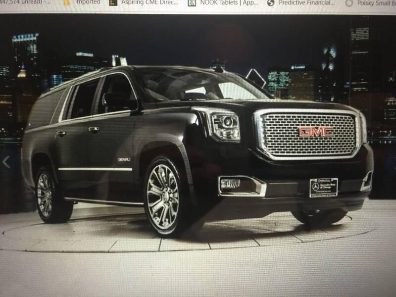 2016 GMC Yukon XL for sale at E-CarsDirect.Com in Chicago IL