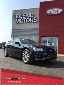 2018 Chrysler 300 for sale at Legend Motors of Detroit - Legend Motors of Ferndale in Ferndale MI