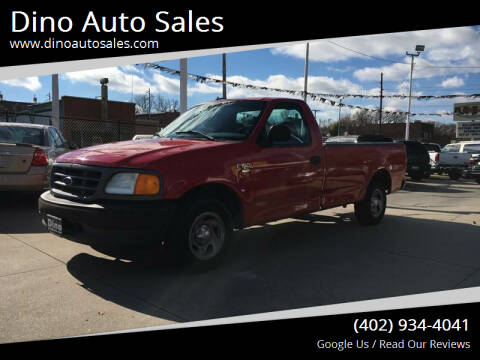 2004 Ford F-150 Heritage for sale at Dino Auto Sales in Omaha NE