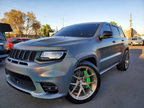 2017 Jeep Grand Cherokee for sale at LA Motors LLC in Denver CO
