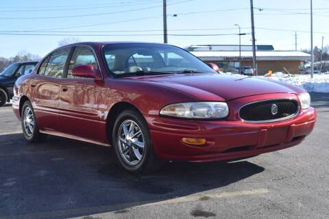 2005 Buick LeSabre for sale at NEW 2 YOU AUTO SALES LLC in Waukesha WI