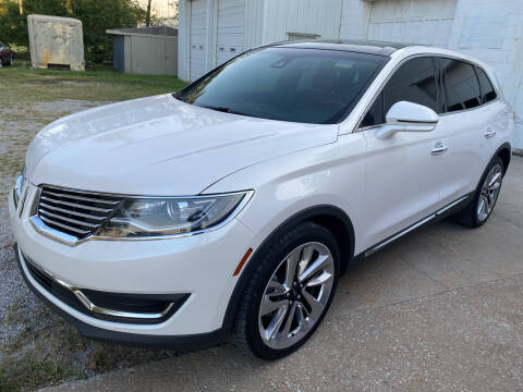 2017 Lincoln MKX for sale at Car Solutions llc in Augusta KS
