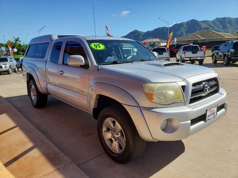 2007 Toyota Tacoma for sale at Ohana Motors in Lihue HI
