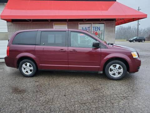2009 Dodge Grand Caravan for sale at Mitten Auto Sales in Holland MI