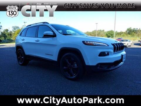 2018 Jeep Cherokee for sale at City Auto Park in Burlington NJ