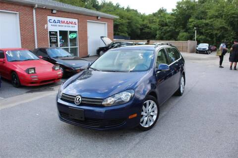 2011 Volkswagen Jetta for sale at CARMANIA LLC in Chesapeake VA