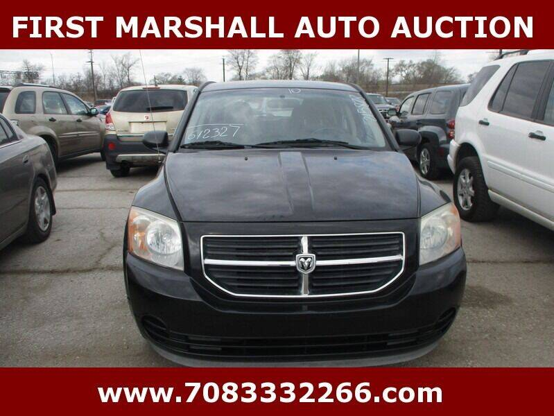 2010 Dodge Caliber for sale at First Marshall Auto Auction in Harvey IL