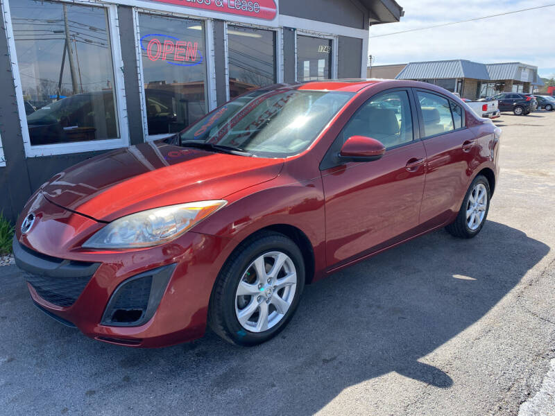 2010 Mazda MAZDA3 for sale at Martins Auto Sales in Shelbyville KY