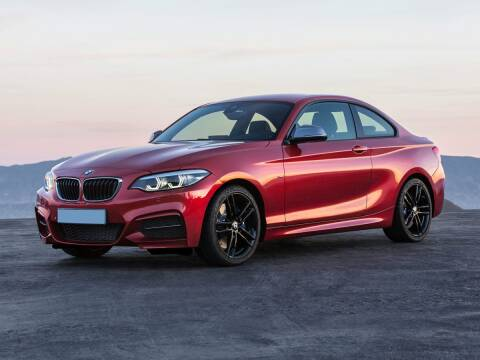 2019 BMW 2 Series for sale at BMW OF NEWPORT in Middletown RI