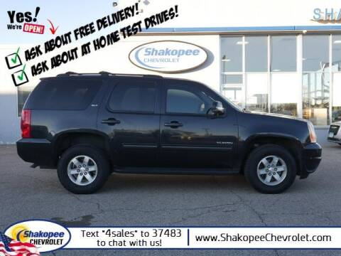 2012 GMC Yukon for sale at SHAKOPEE CHEVROLET in Shakopee MN