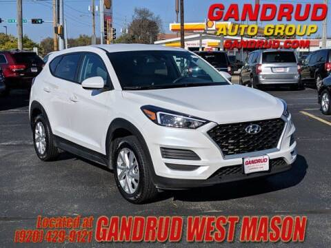 2019 Hyundai Tucson for sale at GANDRUD CHEVROLET in Green Bay WI