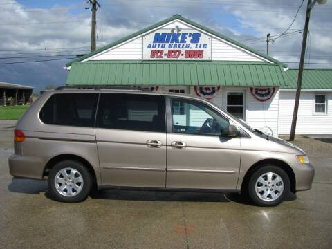 2003 Honda Odyssey for sale at Mikes Auto Sales LLC in Dale IN