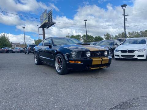 2007 Ford Mustang for sale at LKL Motors in Puyallup WA