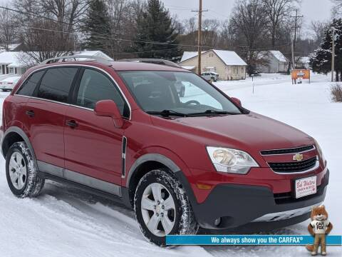 2014 Chevrolet Captiva Sport for sale at Bob Walters Linton Motors in Linton IN