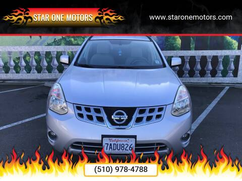 2013 Nissan Rogue for sale at Star One Motors in Hayward CA