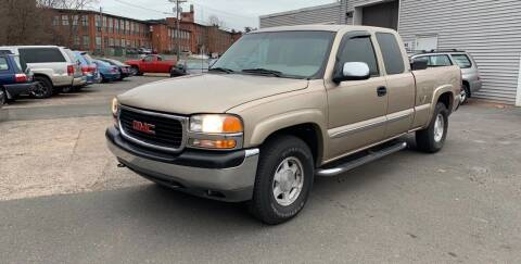 2004 GMC Sierra 1500 for sale at Manchester Auto Sales in Manchester CT