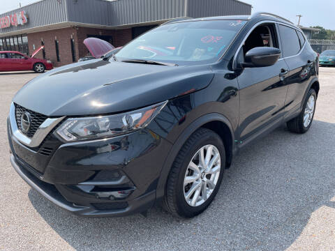 2020 Nissan Rogue Sport for sale at East Memphis Auto Center in Memphis TN
