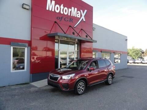 2019 Subaru Forester for sale at MotorMax of GR in Grandville MI
