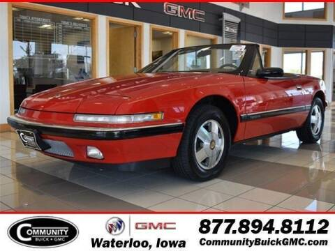 1990 Buick Reatta for sale at Community Buick GMC in Waterloo IA