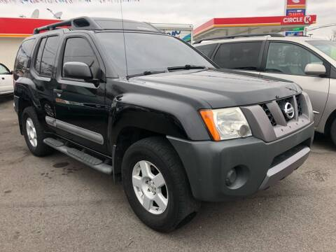 2005 Nissan Xterra for sale at Wise Investments Auto Sales in Sellersburg IN