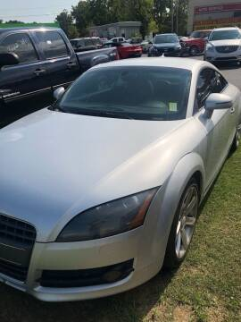 2008 Audi TT for sale at BRYANT AUTO SALES in Bryant AR