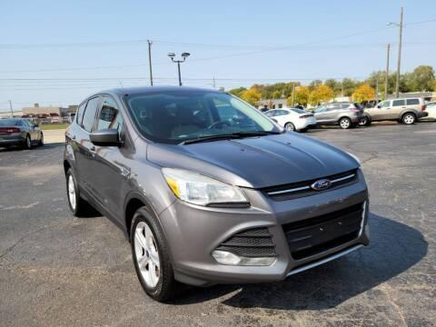 2013 Ford Escape for sale at Samford Auto Sales in Riverview MI