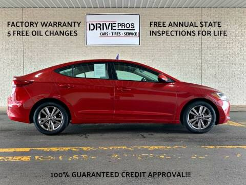 2017 Hyundai Elantra for sale at Drive Pros in Charles Town WV