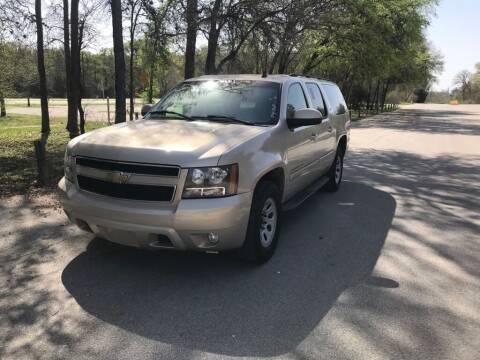 2007 Chevrolet Suburban for sale at Race Auto Sales in San Antonio TX