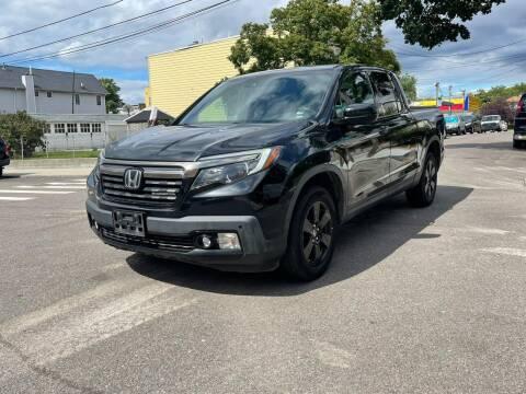 2017 Honda Ridgeline for sale at Kapos Auto, Inc. in Ridgewood NY