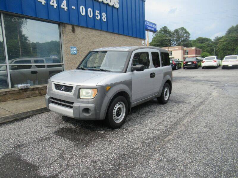 2004 Honda Element for sale at Southern Auto Solutions - 1st Choice Autos in Marietta GA