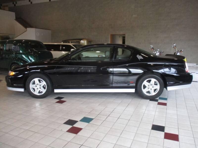 2003 Chevrolet Monte Carlo for sale at Elite Motors in Fargo ND