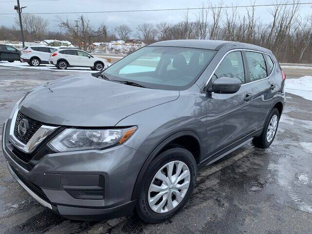 2018 Nissan Rogue for sale at Lighthouse Auto Sales in Holland MI