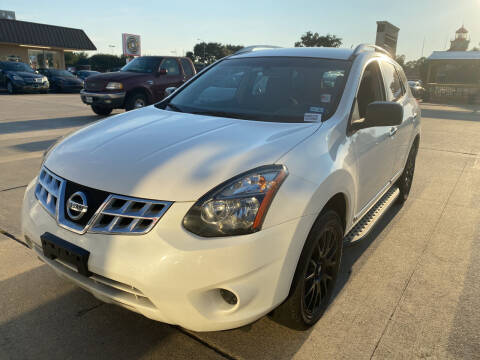 2014 Nissan Rogue Select for sale at Houston Auto Gallery in Katy TX