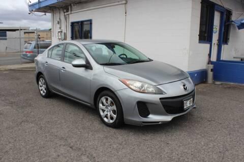 2012 Mazda MAZDA3 for sale at Bayview Auto Sales in Waipahu HI