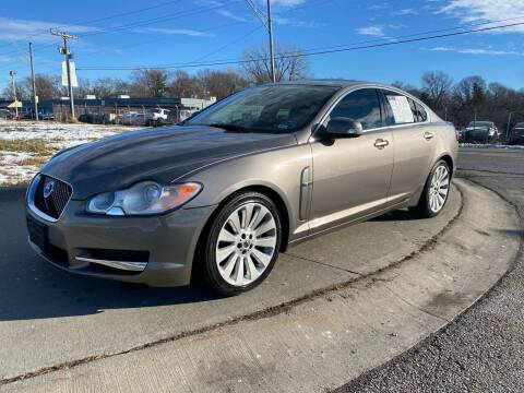 2009 Jaguar XF for sale at Xtreme Auto Mart LLC in Kansas City MO