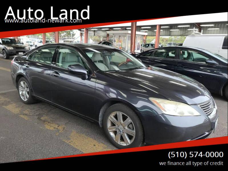 2007 Lexus ES 350 for sale at Auto Land in Newark CA