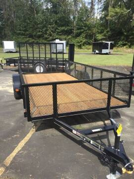 2020 New Carry-On 6'4x14 GW HS for sale at Tripp Auto & Cycle Sales Inc in Grimesland NC