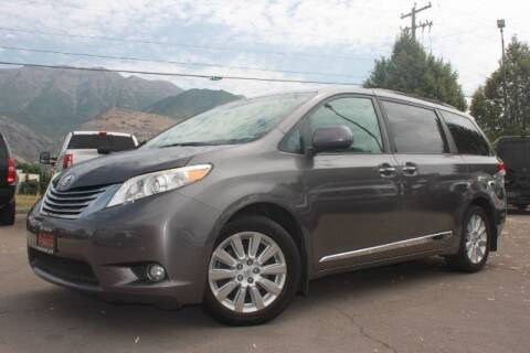 2011 Toyota Sienna for sale at REVOLUTIONARY AUTO in Lindon UT